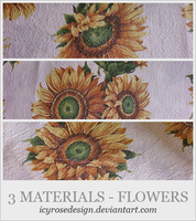 Materials_Flowers by icyrosedesign