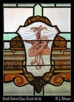 Detail Stained Glass Ossett  rld 02 dasm by richardldixon