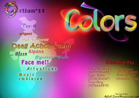 A colors poster.... by jamalaftab