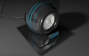 SX269 Prototype Speaker by FiciallyOwned