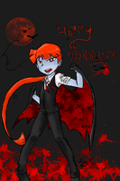 happy halloween by StR33tBiRd