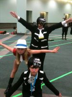Anime Expo 2012 Improvising by Fainting-Ostrich