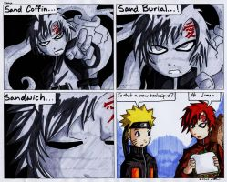 Gaara by LordCavendish