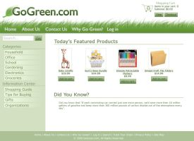 GoGreen.com by ashelee00
