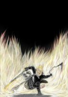 Antihero wallpaper- first step -  ghost rider by DarkRaiza88