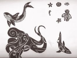 Tattoo design (finished) by Colors-Of-Summer