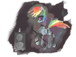 Is that you Rainbow? by nihhal
