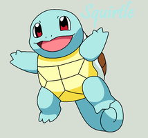 Squirtle by Roky320