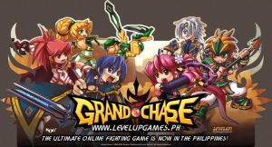 Grand Chase monitor topper by Ardnaz