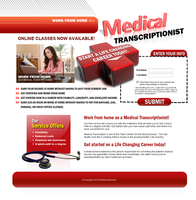Medical Transcriptionist by kapdesign