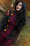 Asami by GoldenTheatre