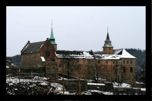 Akershus fortress.. - part VI by Windsfantasy