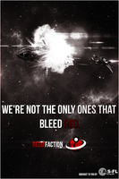 Not the only ones that bleed RED by KaeKru
