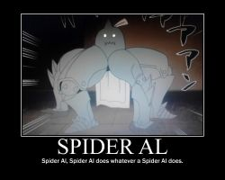FMA Demot: Spider Al by Angel-of-Alchemy-42