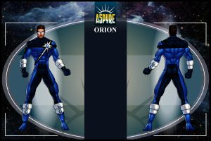 Orion Turnaround by gwdill