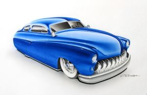 Custom 49 Merc by PinstripeChris