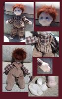 Kyle, my mom's doll by Vivienne-Mercier