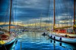 Cannes Marina - HDR by Ageel