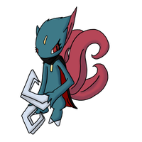 The Origins Of Sneasel by Ron4Life