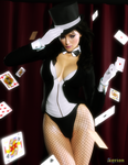Zatanna Mistress of Magic by Agr1on