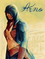 Revolutionary - Arno by Ehris2951