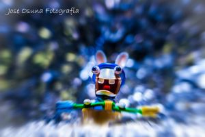 Rabbids Piragua! by osevoice