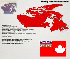 SW: Map of Faraway Land by ThanyTony