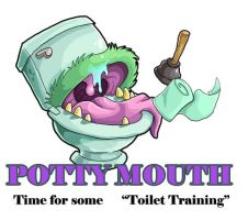 Potty Mouth by cameoanderson