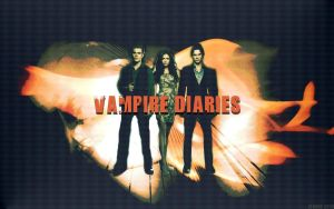 Vampire Diaries by jeannemoon