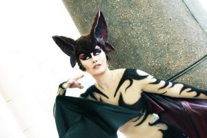 Jenny the Bat Cosplay: Bloody Roar by CLeigh-Cosplay