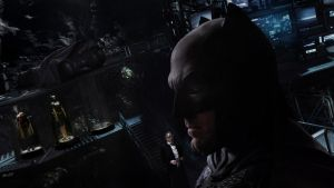 Batman v. Superman: The Batcave by fmirza95