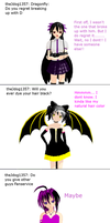 [MMD] Curse you JDOG- OC Questions by khftw