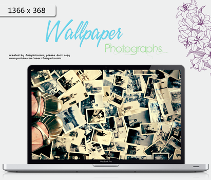 Wallpaper photographs by JabyUnicornio