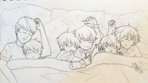b.a.p family 3 by xphanfy-chanx