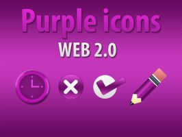 Free Icons web 2.0 style by webodream