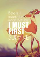 Must Survive by Boxjelly1