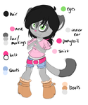 Sugar Glider Adoptable CLOSED by FreckledAndSpeckled