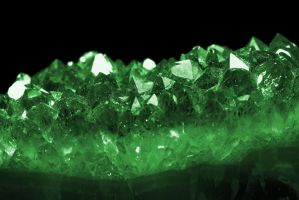Layers of Crystal -Green- by sara-satellite