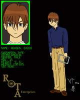 Caleb from Subsapien Rota Profile by LadyElasa