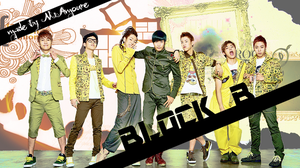 Block B wallpaper by MiAmoure