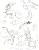 Reala Sketches by Famosity