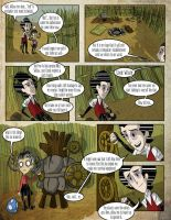 The Adventures of Wilson P. Higgsbury p. 22 by GhostlyMuse