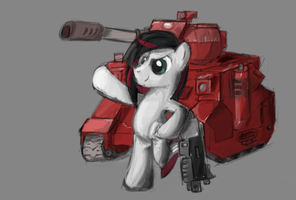 Onwards! by ArmorProof