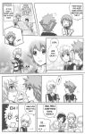 KH meet ven 2 by Sorata-Mae