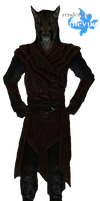 Vampire Outfit J'zargo Render by TheYUO