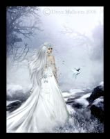Snow queen by Divs-M