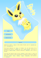 Jolteon 01 by MikariStar