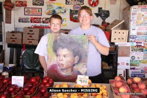 Alison Missing in Hedley Texas by Intergrativeone