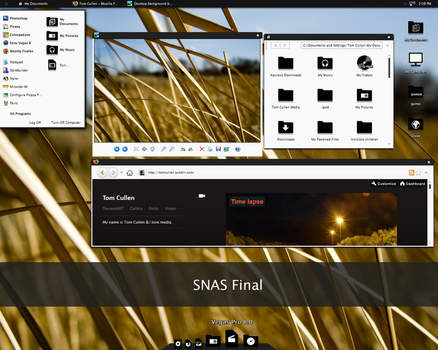 SNAS theme by ThomasCullen