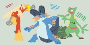Hoenn: Why i picked... by blackwing2